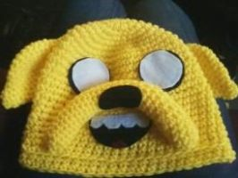 Jake the Dog Hat by WinterPassing10