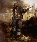 Outlaw in Decimated World by RavenMoonDesigns