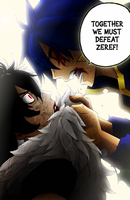 Defeat Zeref! by kmbmcrmy