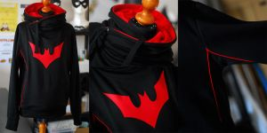 BATMAN BEYOND: terry mcginnis hoodie by envylicious
