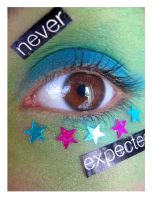 never expected by Vive-Le-Rock