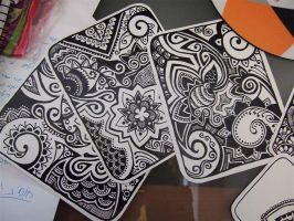 card designs by yael360