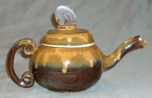 agate tea pot by cl2007