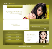 Beauty Agent by FIAMdesign