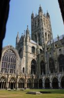 Canterbury Cathedral IX by YunaHeileen