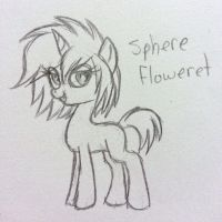Sphere Floweret by mashaheart