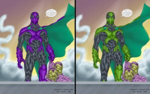 The Prowler by SpiderGuile by Absalom7