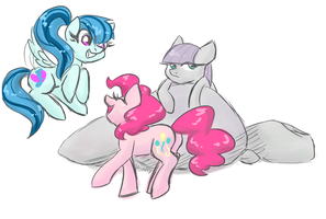 Oh Great There's Two Of Them by Hippykat13