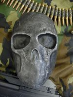 army of one mask WIP 2 by Sharpener