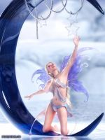 Moon Fairy by FantasyErotic