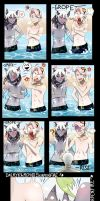 GROPING TIME :D by Serpenfire