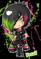 .:Chibi Vesril:. by Sweeneyluva