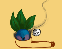 ODDISH by picklenation