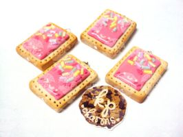 sweet poptarts by KPcharms