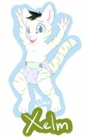 Baby badge 3 by Lincub