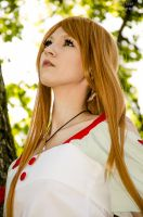 Sword Art Online - Asuna by pure-faces