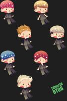 BtoB Thriller Pattern by Jade-Key