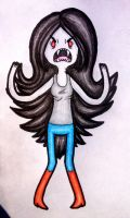 Marceline Smash by Wolfgrl13