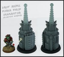 Grot Rebel Void Shield Generator UP by Proiteus