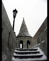 Fishermen's Bastion. by VeIra-girl