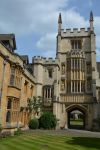 Magdalen College, Oxford by Irondoors