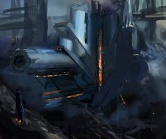 Fast thumbnail environment sketch by TED-MX