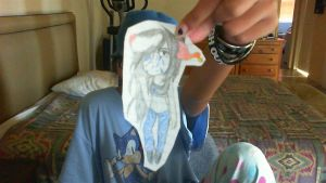 My FIRST Paper Child by Iceelace