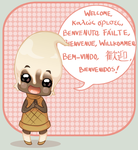 """""""Welcome"""" by OreoicecreamFC"""