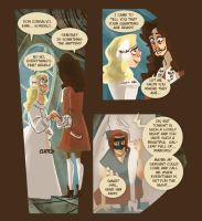 Webcomic - TPB - How to steal a ship - page 7 by Dedasaur
