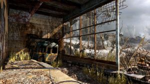 Metro Last Light 10 by Pino44io