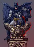 The last Batman by adagadegelo
