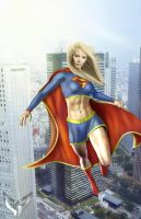 Supergirl by Winterhawk200