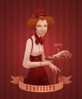 Exquisite by novac