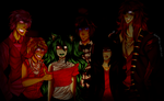 FIVE NIGHTS AT FREDDY'S by TealTerror