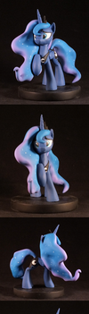 Princess of the Night - Spin by frozenpyro71