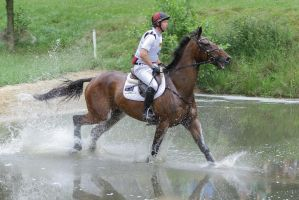 3DE Cross Country Water Obstacle Series XIV/6 by LuDa-Stock