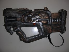 Steampunk Nerf Firefly by Neo-Creations