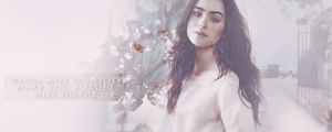 lily collins by miss-shrshr