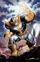 Thanos by Cinar