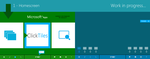 Microsoft Apps -  ClickTiles by andreascy