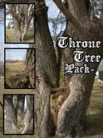 Throne tree by gsdark-stock