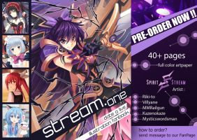 PRE-ORDER OPEN | DATE A LIVE FANBOOK by Riki-to