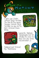 A little About JMNT by Buxtheone