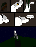 Wolf tracks page 102 by alicesapphriehail