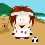 Tyler in South Park by TheRealTDITrent