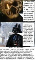 Red Dwarf - The Inquisitor VS Darth Vader by DoctorWhoOne