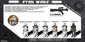 Stormtroopers Concept 70th Garrison by Milosh--Andrich