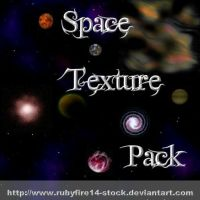 Space Texture Pack by Rubyfire14-Stock