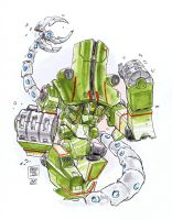 Cherno Alpha by IndecisiveDevice