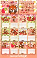 Ponwan Calendar - On Sale by celesse